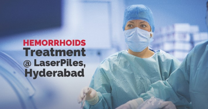 Undergo Treatment for Hemorrhoids