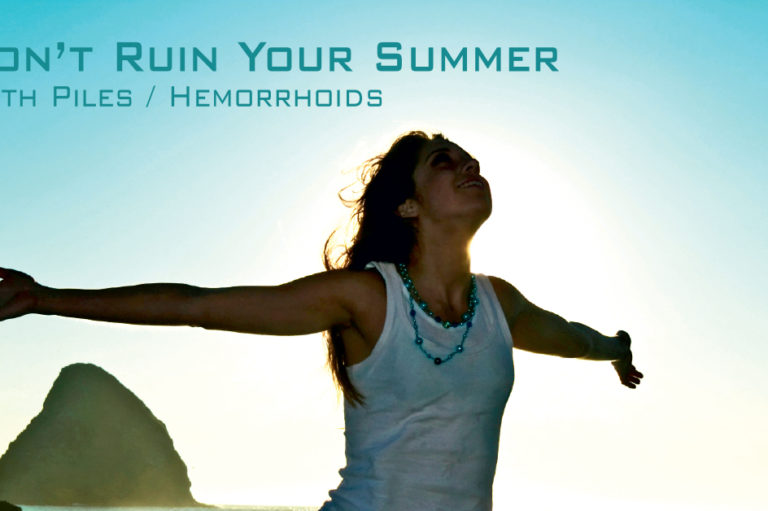 Don't Ruin Your Summer Season with Piles / Hemorrhoids