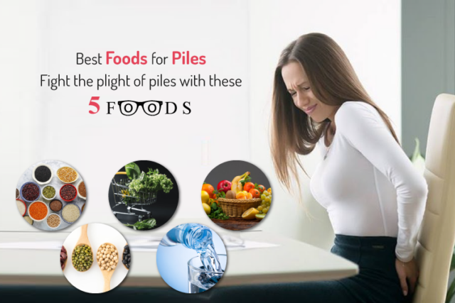 Best Foods for Piles: Fight the plight of piles with these 5 foods