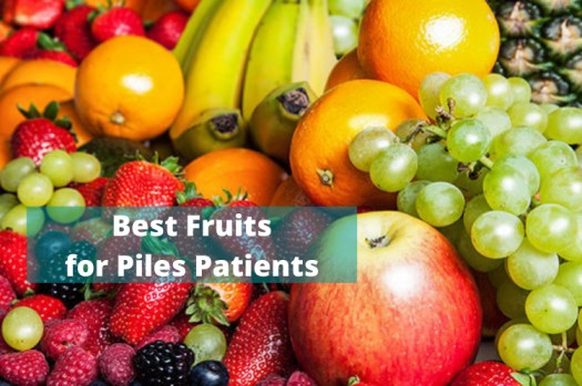 What Are The Best Fruits for Piles of Patients
